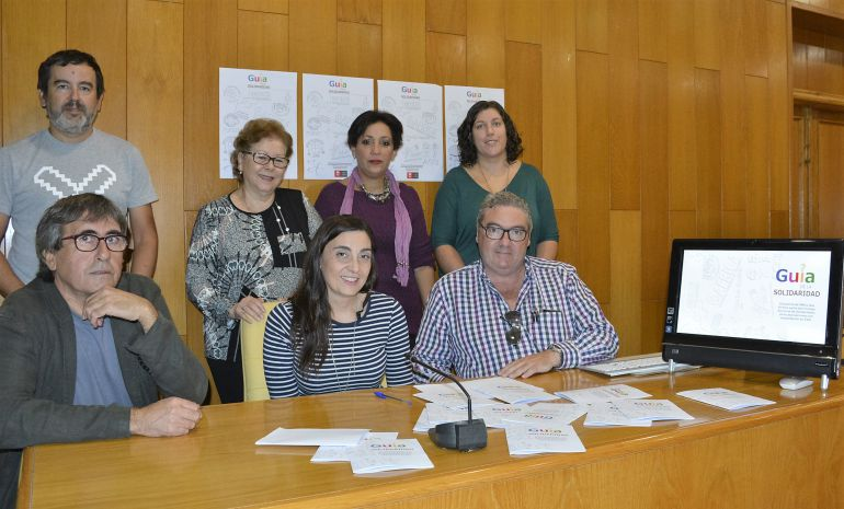 Integrantes del Consejo de Solidaridad