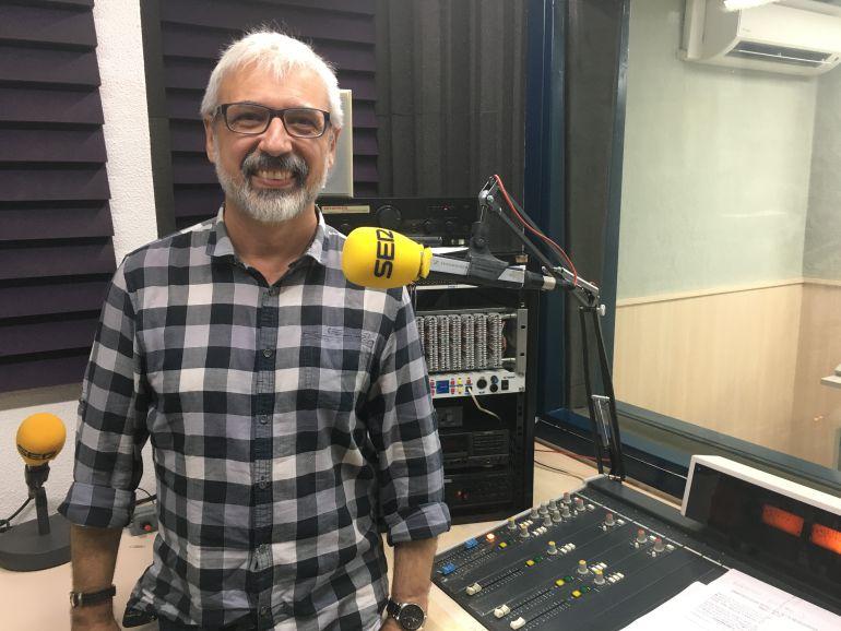 Vicente Esteban en Radio Elda Cadena SER