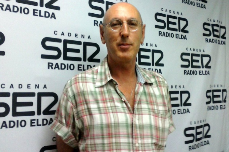 Gerardo Esteve, actor y director de teatro, en Vinalopó Hoy por Hoy