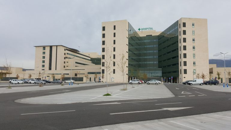 Nuevo hospital de Granada en el PTS