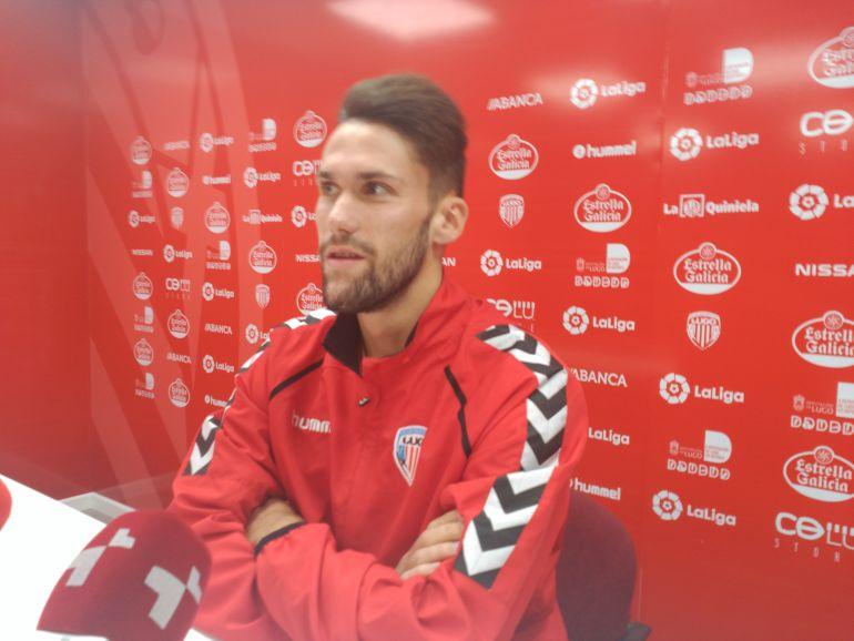 """Pedraza: """"la derrota frente al Getafe fue un palo porque no merecimos perder"""""""