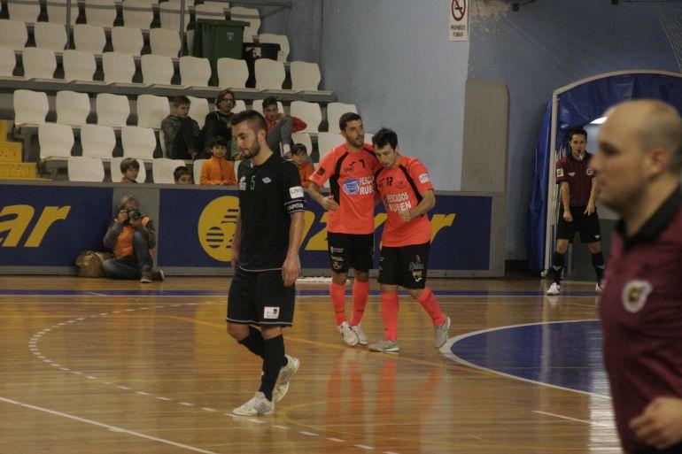 O Burela FS pasa a oitavos na Copa