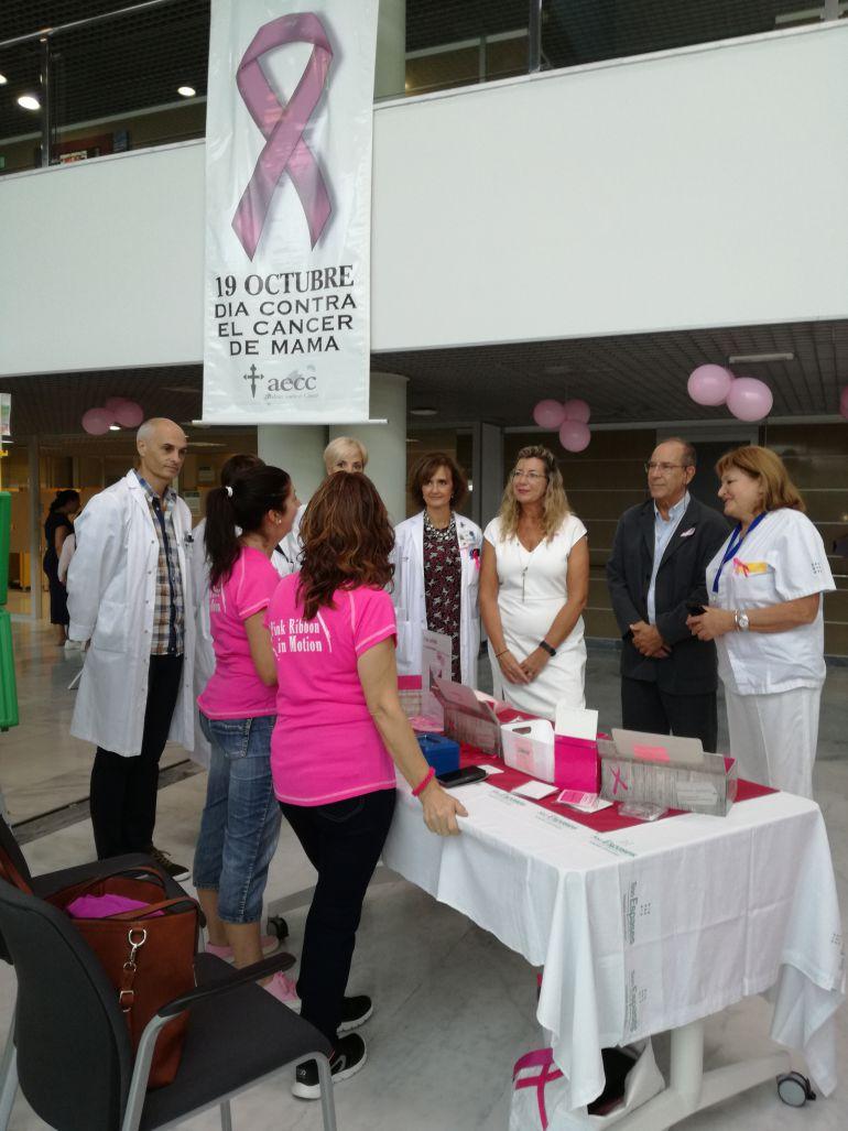 Casi 21 mil mujeres han participado este año en el programa de detección precoz del cáncer