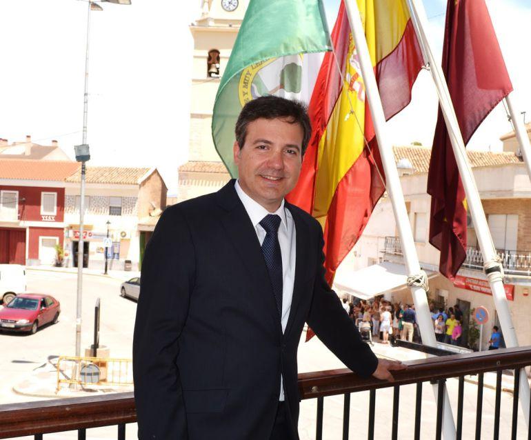 """García: """"En Fuente Álamo no existe anhelo de crear una nueva provincia"""""""