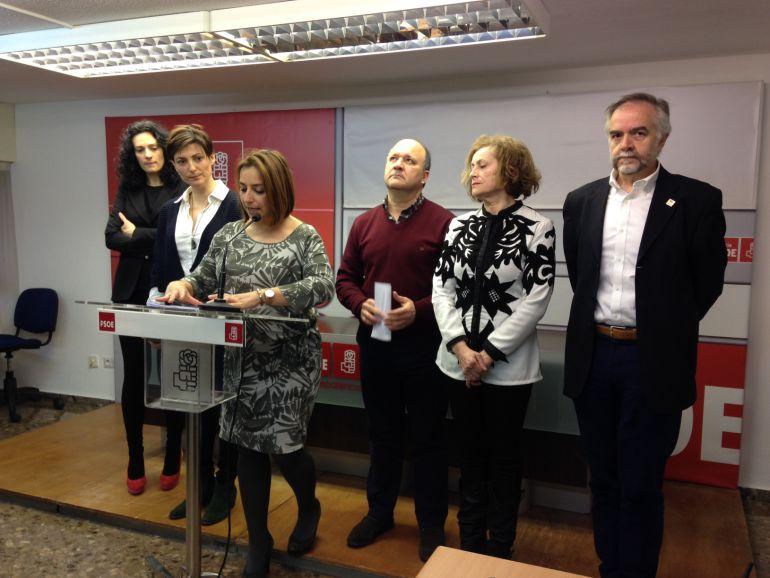 Los socialistas han presentado ya sus propuestas para ordenanzas fiscales de 2017