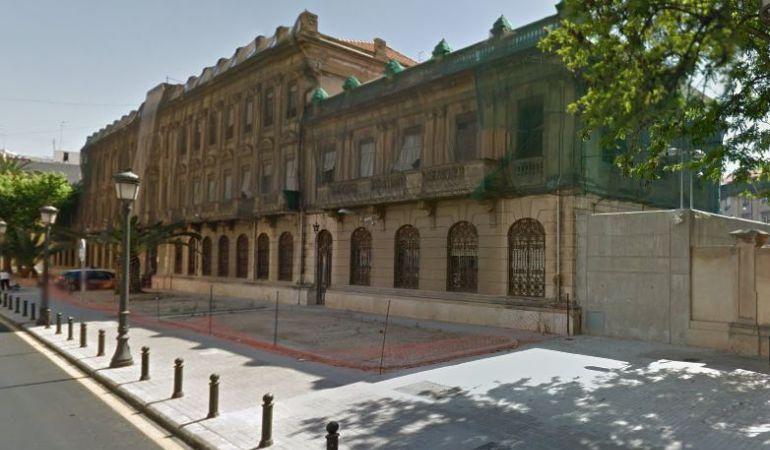 La Comisaría de Zapadores alberga el CIE de Valencia