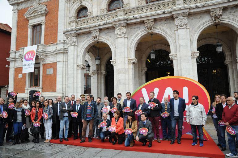 Valladolid estrena la marca VA! Ciudad Amiga