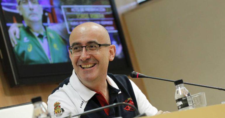Jordi Ribera en la SER antes de la visita de la Selección Española