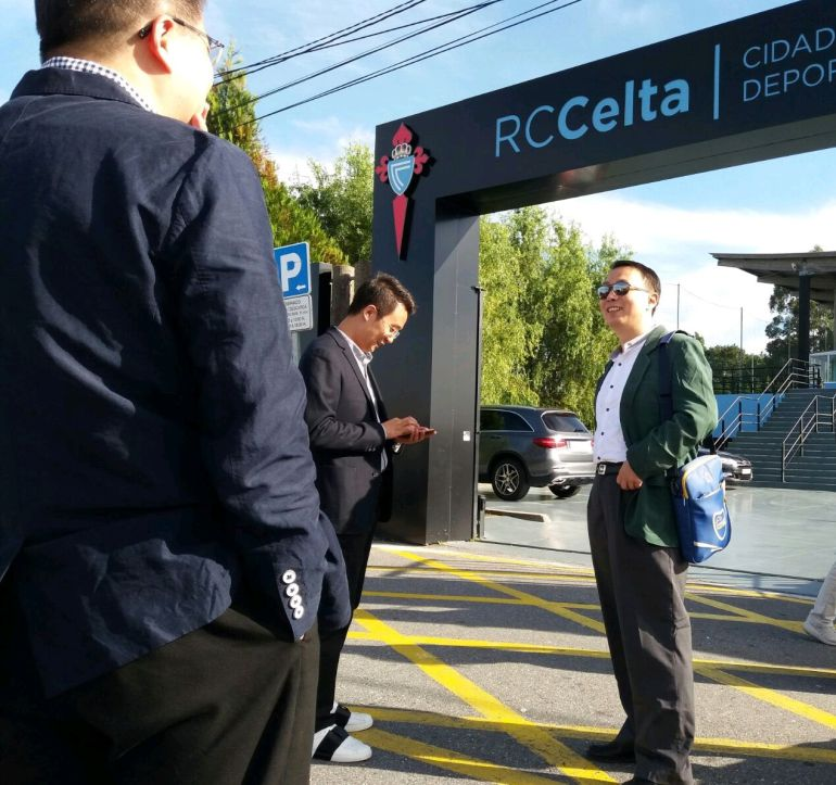 El Celta podría convertirse en una de las próximas adquisiciones de fondos de inversión chinos en Galicia