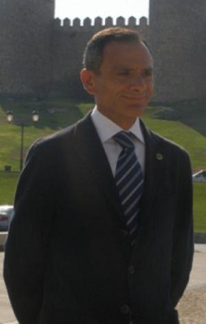 Rubén Serrano. Teniente alcalde de Presidencia, Interior y Administración Local