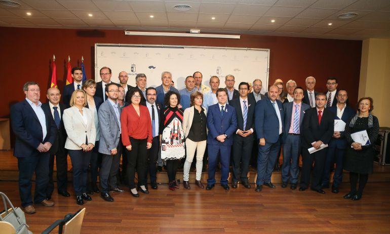 La Junta y la Diputación, de la mano en el apoyo al desarrollo rural