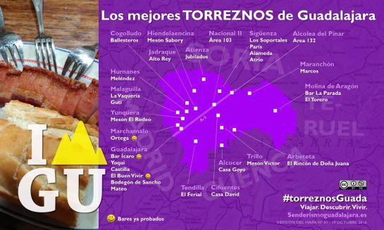 Se buscan los mejores torreznos de Guadalajara: Se buscan los mejores torreznos de Guadalajara