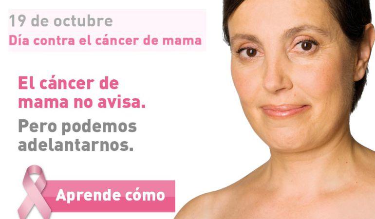 El cáncer de mama se puede prevenir y curar como afirma la campaña informativas de la AECC