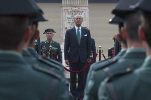Inaugurado el nuevo curso del Colegio de Guardias Jóvenes de Valdemoro