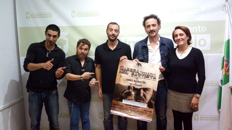 """Actores, dirección y producción de """"Cabeza del Bautista"""""""