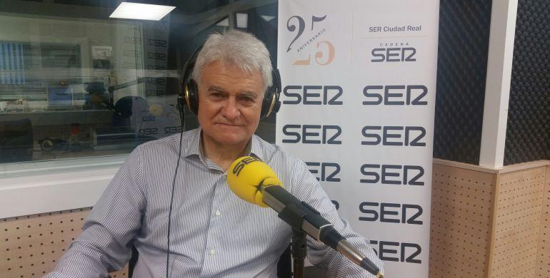 José Luis Gil, secretario regional de CC.OO en Castilla-La Mancha