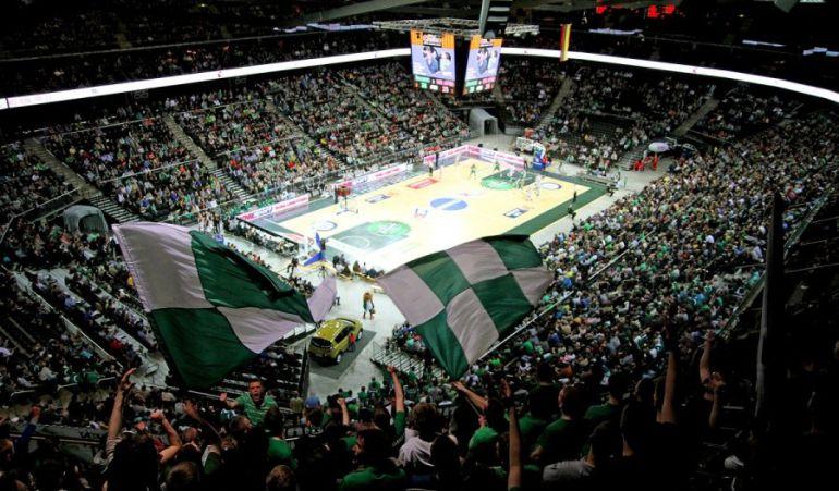 Unas 15.000 personas abarrotarán el Zalgirio Arena para recibir al Baskonia.