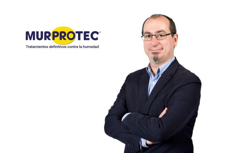 Juan Federico Gallardo, director gerente en Andalucía de Murprotec.