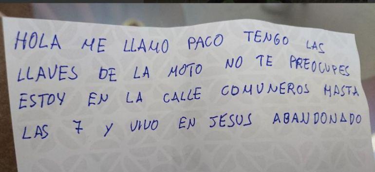 El gesto de un mendigo en Murcia que se ha hecho viral
