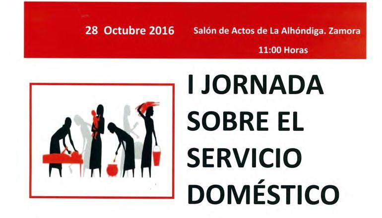 Jornadas sobre el trabajo dom stico radio zamora Alta trabajador servicio domestico