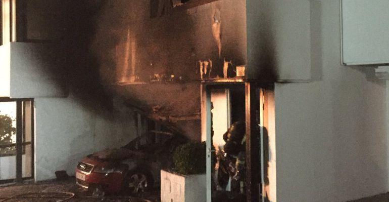 Incendio sin heridos en Alcobendas | SER Madrid Norte | Hora 14 ...