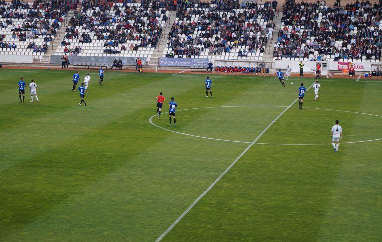 Sufridísima victoria del Albacete Balompié en su visita al campo del Fuenlabrada