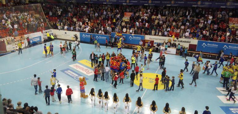 España gana a Bosnia en el debut de Jordi Ribera (30-21)