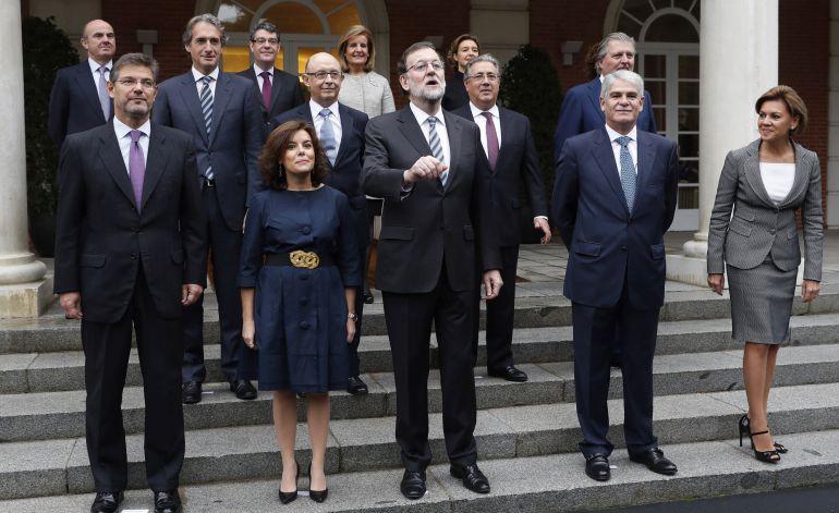 Todos los partidos menos el pp desconf an del nuevo for Nuevo ministro de interior y justicia