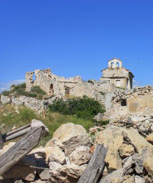 Despoblación: Villalbilla: el encanto de las ruinas en los pueblos abandonados de Cuenca