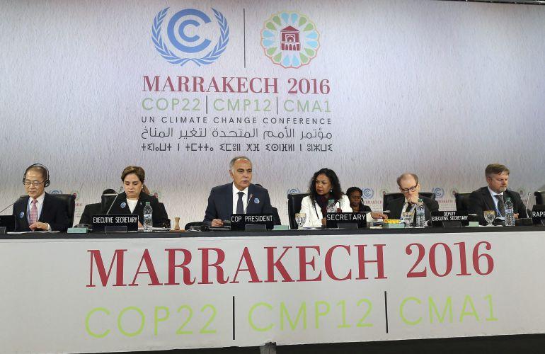 Los Acuerdos de París deberán avanzar en la COP22 de Marrakech
