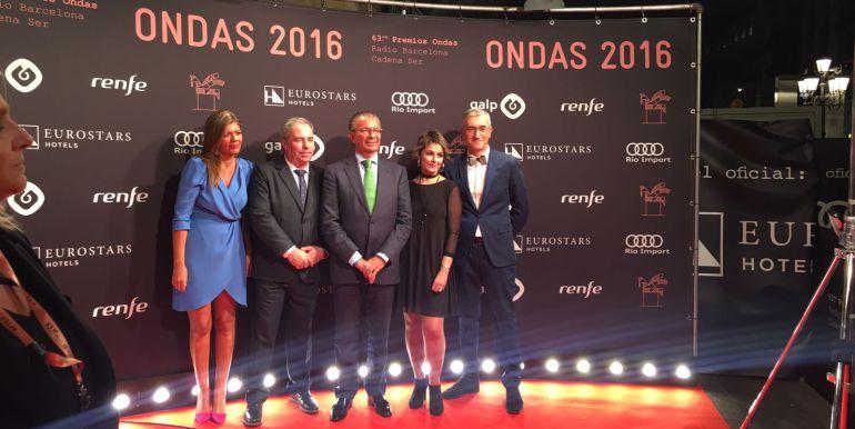 """Premio Ondas a La Opinión: El programa """"La Opinión"""" ya tiene su Ondas"""