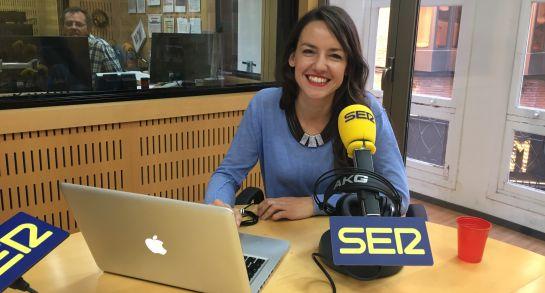 La psicóloga y sexóloga Anna Gil Wittke, se encarga cada miércoles del espacio Hablando Claro, en Hoy por hoy.