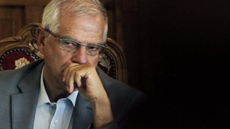 L'expresident del Parlament Europeu, Josep Borrell