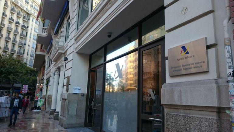 la agencia tributaria en valencia se traslada a su nueva