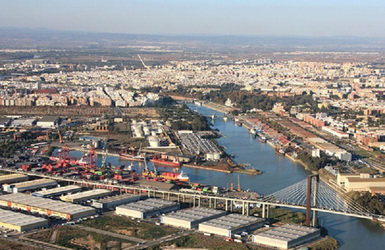 El puerto de sevilla genera m s de empleos radio sevilla cadena ser - Trabajo en el puerto ...