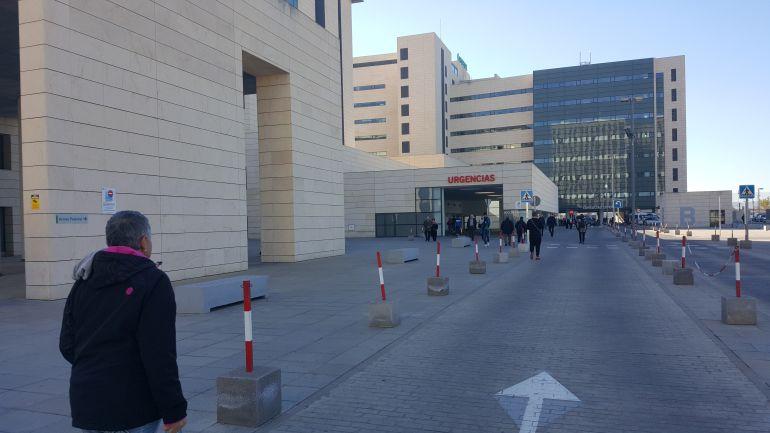 Hospital del Campus de la Salud de Granada.