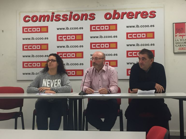Ccoo anuncia movilizaciones en el sector de las empresas - Empresas limpieza mallorca ...