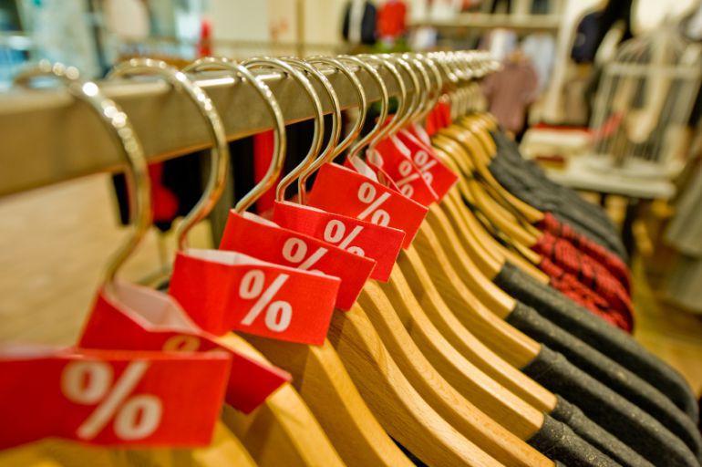 Grandes descuentos y buenas expectativas del comercio murciano en el 'Black Friday'