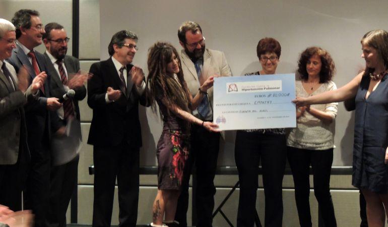 La subvención ha ido destinada al Instituto de Salud Carlos III y al Centro de Investigación Biomédica en Red de Enfermedades Respiratorias (CIBERES)