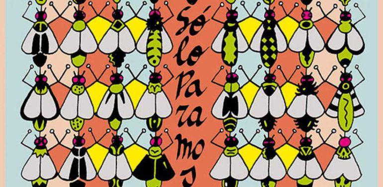 Fragmento de una ilustración de 'Sólo para moscas', de Micharmut