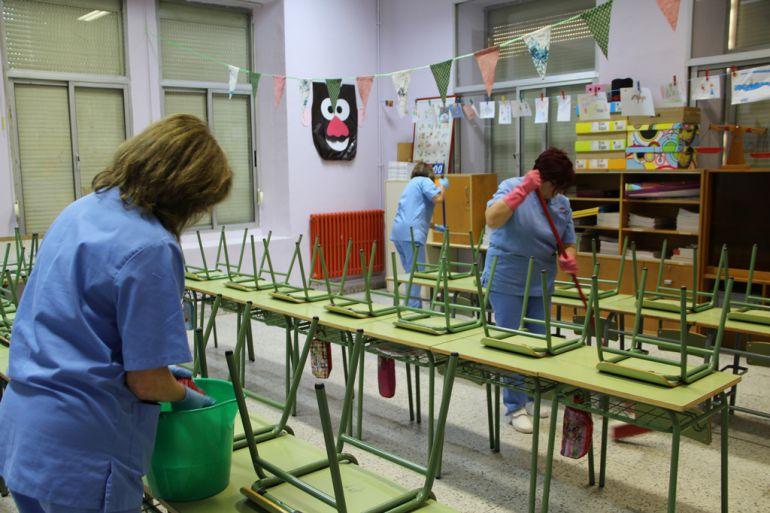 Sagana se hace cargo del contrato de limpieza de los - Empresas limpieza pamplona ...