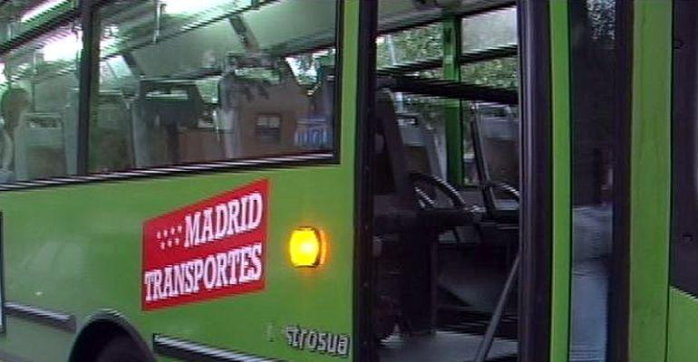 Retirada de ruta escolar para ni os mot ricos en tres for Oficina del consorcio de transportes de madrid