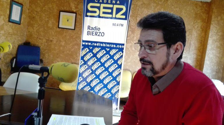 Portavoz plataforma sanitaria, Plácido Martínez