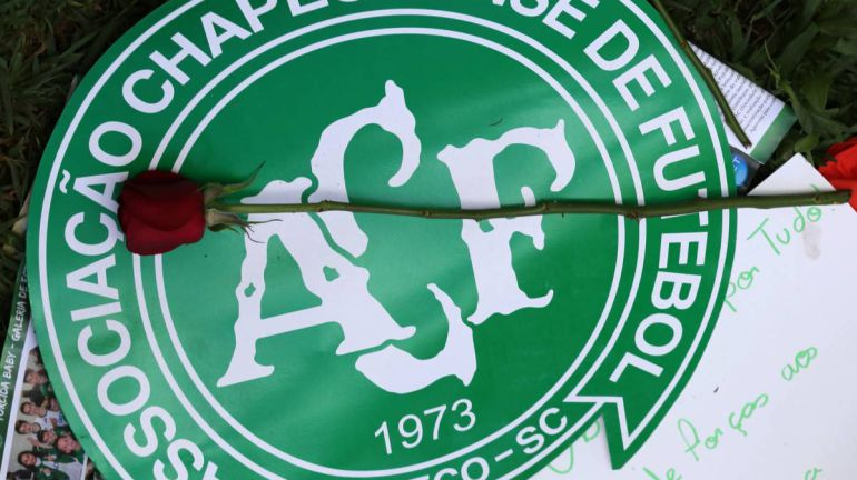 Escudo del Chapecoense