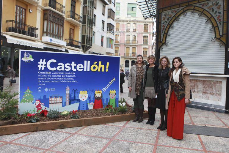 CASTELLÓN: La ciudad contará con más de 120 actos en Navidad