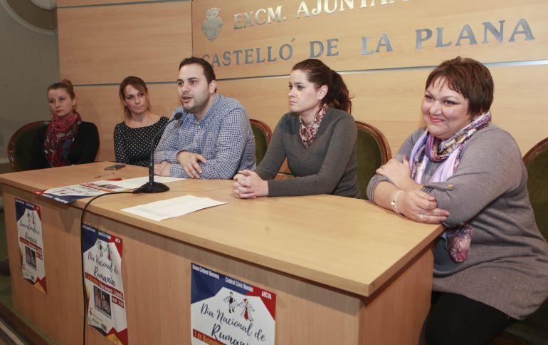 PROVINCIA: Castellón celebra el día de Rumanía