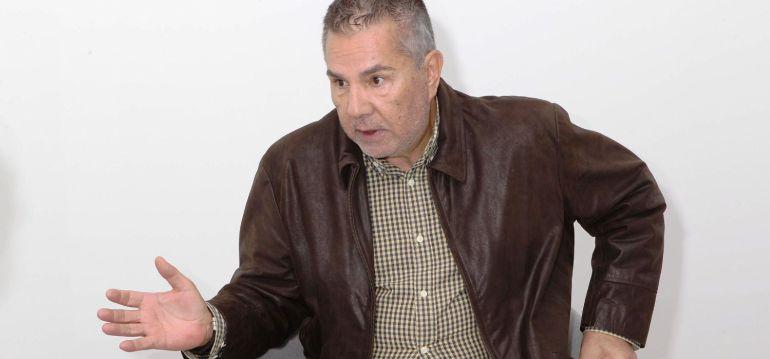 El presidente de la Gestora socialista, José Miguel Rodríguez Fraga.