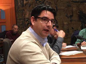 Pedro García en una imagen de archivo