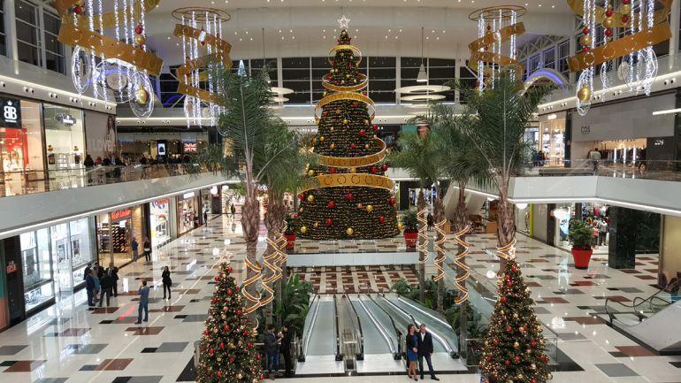 Centro Comercial Nevada.