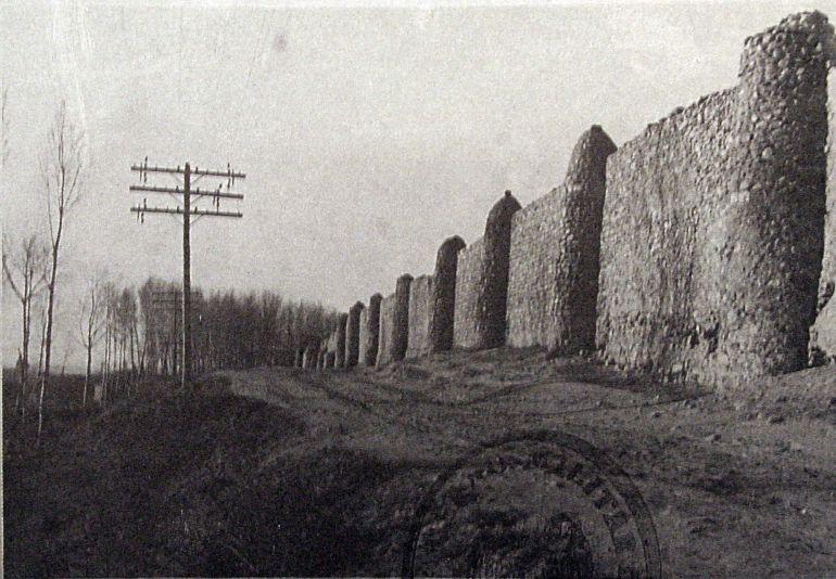 El antiguo barrio de San Claudio